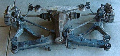 Mazda miata rear differential